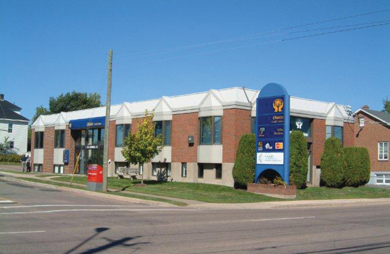 OMISTA Credit Union – Cornhill Branch