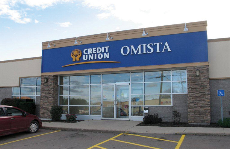 OMISTA Credit Union – Mountain Road Branch