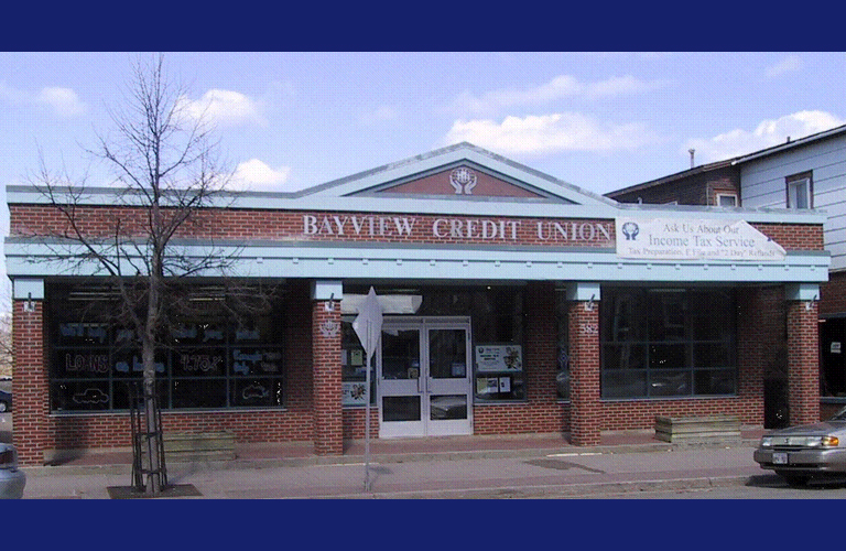 Bayview Credit Union – Sussex Branch