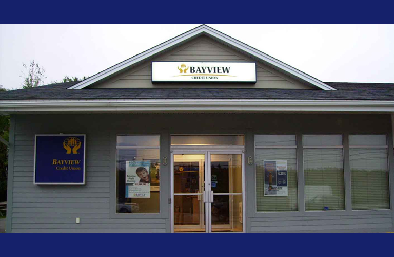 Bayview Credit Union – Hampton Branch