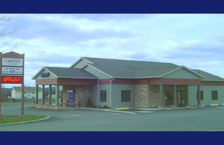 Bayview Credit Union – Kennebecasis Valley Branch