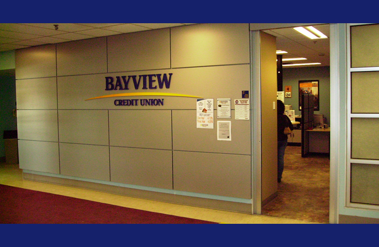 Bayview Credit Union – Hospital Branch