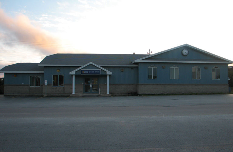 Eagle River Credit Union – L'Anse au Loup Branch