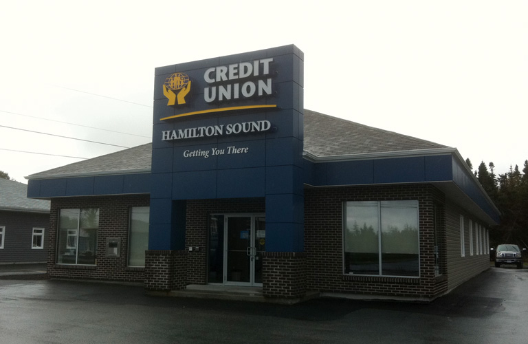 Hamilton Sound Credit Union – Gander Branch