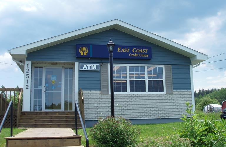 East Coast Credit Union – Havre Boucher