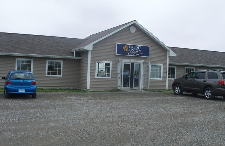 East Coast Credit Union – L'Ardoise Branch