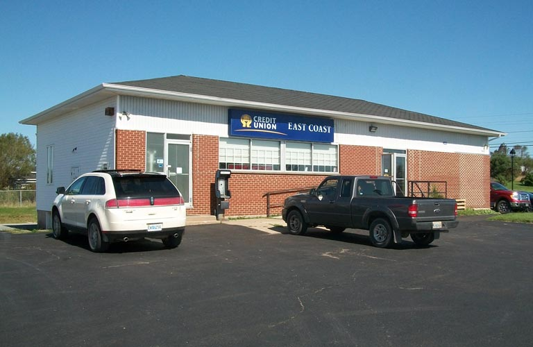 East Coast Credit Union – Louisdale Branch