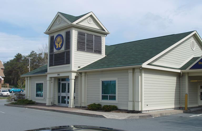 East Coast Credit Union – Sackville Branch