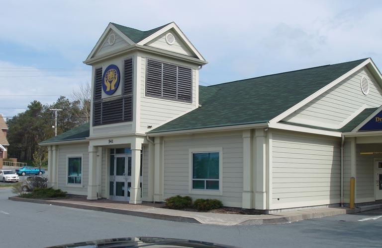 East Coast Credit Union – Sackville Branch