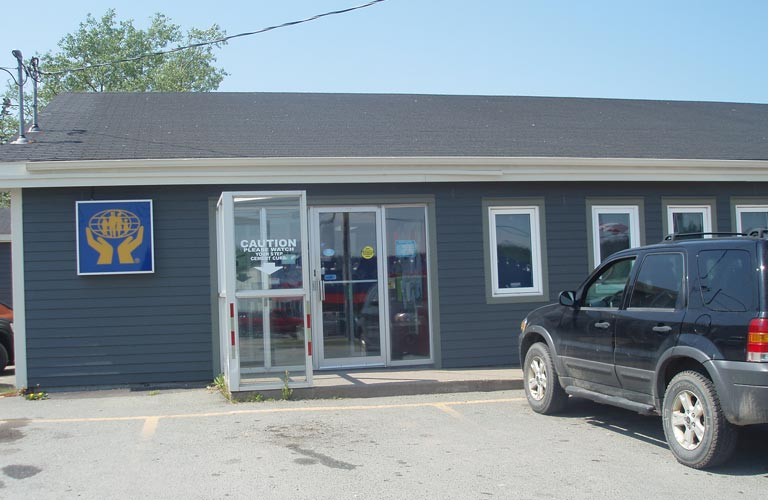 East Coast Credit Union – St. Peter's Branch