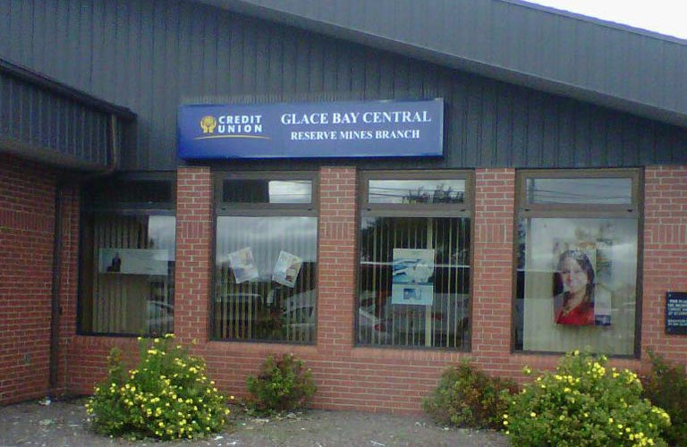 Glace Bay Central Credit Union – Reserve Mines Branch
