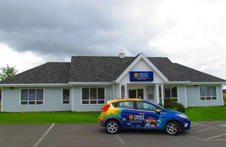 East Coast Credit Union – St. Andrews Branch