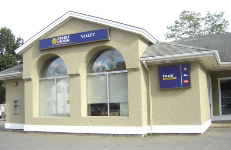 Valley Credit Union – Greenwood Branch