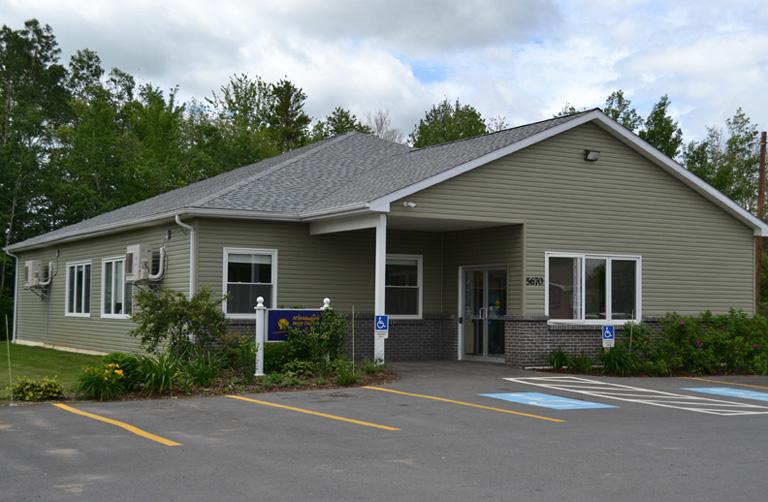 Valley Credit Union – Cambridge Branch