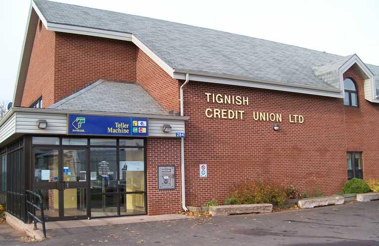 Tignish Credit Union – Tignish Branch