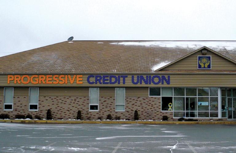 Progressive Credit Union – Fredericton Branch