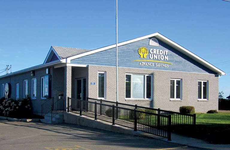 Advance Savings Credit Union – Rexton Branch