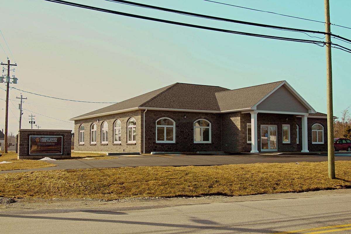 Coastal Financial Credit Union – West Pubnico Branch