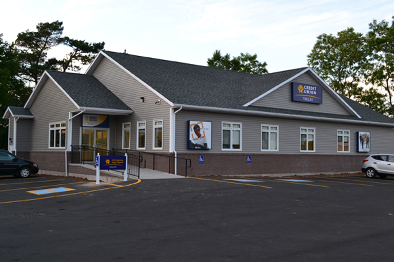 Valley Credit Union – New Minas Branch