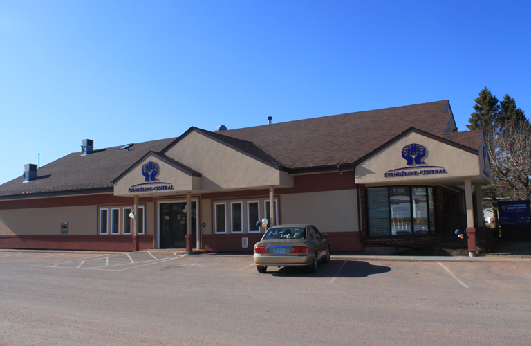 Évangéline-Central Credit Union – Evangeline Branch