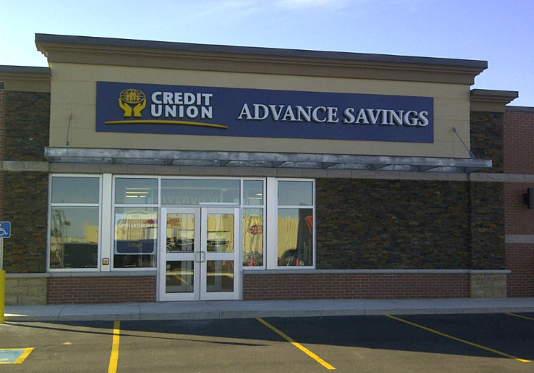 Advance Savings Credit Union – Riverview Branch