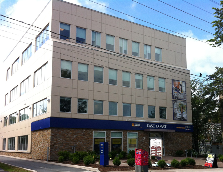 East Coast Credit Union – Dartmouth Branch