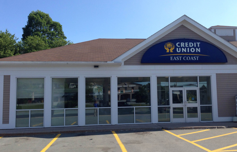 East Coast Credit Union – ATM ONLY