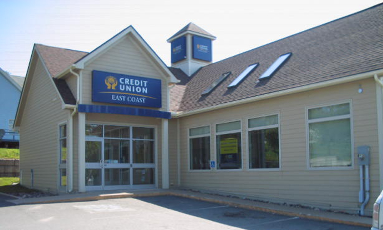 East Coast Credit Union – Sheet Harbour Branch