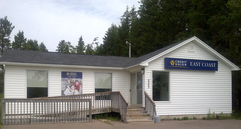 East Coast Credit Union – Upper Stewiacke Branch
