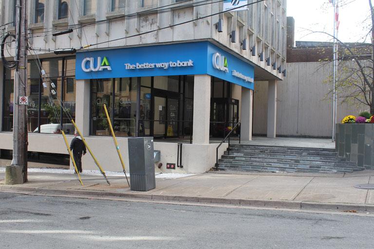 CUA – Spring Garden Road Branch