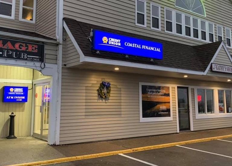 Coastal Financial Credit Union – Barrington Branch