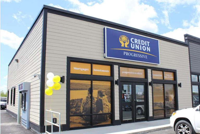 Progressive Credit Union – Woodstock Branch